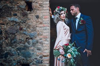 Think Pink! Come allestire un romantico matrimonio in rosa cipria