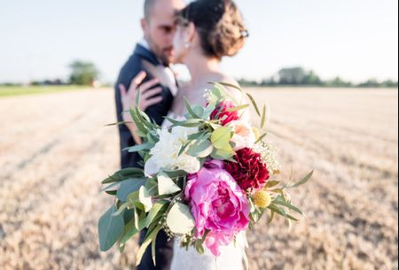 Bouquet da sposa estivo: quali fiori scegliere?