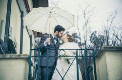 Sposa bagnata, sposa fortunata: sarà vero?