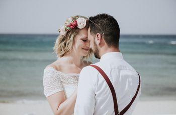 10 cose essenziali da sapere se vi sposate in spiaggia