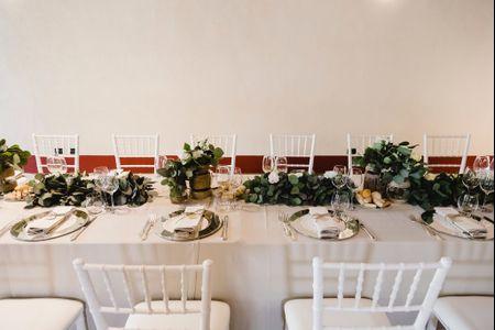 Table Essentials: 5 dettagli per i tavoli del banchetto