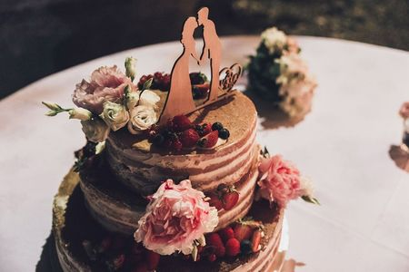 40 torte nuziali artistiche... al sapore di cioccolato!