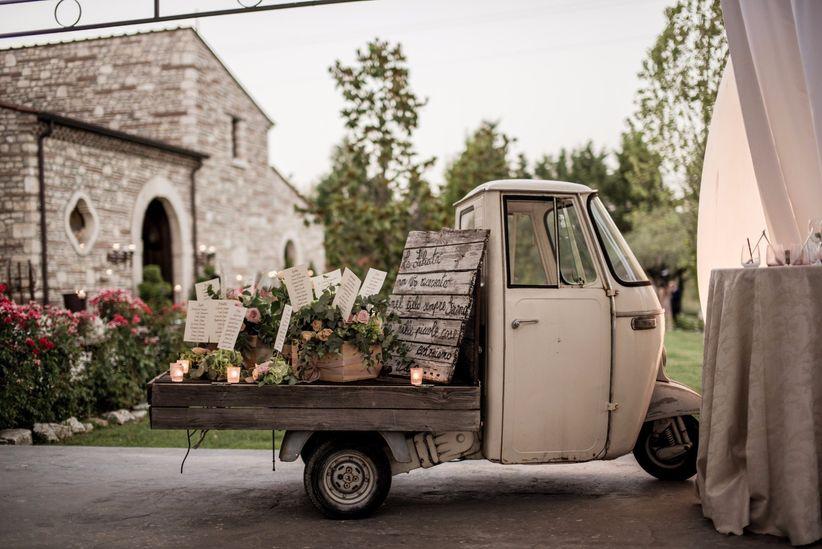 Musica Per Matrimonio Country Chic : Come si organizzano delle nozze shabby chic?