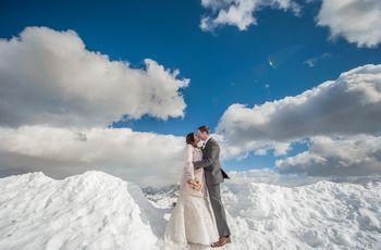 4 destinazioni per una romantica luna di miele in montagna