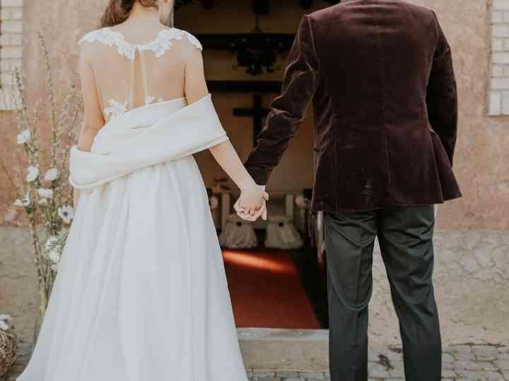 Anniversario Matrimonio Religioso.Ingresso Sposi In Chiesa Insieme O Separati