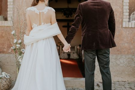 Ingresso sposi in chiesa: insieme o separati?