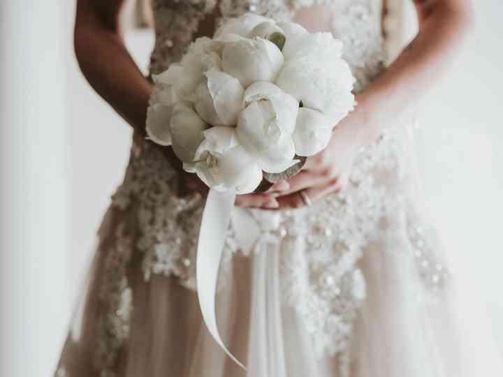 Bouquet Sposa Unico Fiore.Bouquet Da Sposa Con Un Solo Tipo Di Fiore 8 Proposte Per Una