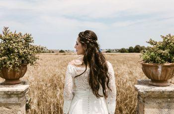 Consigli per la prova dell'abito da sposa: 6 cose da portare con voi
