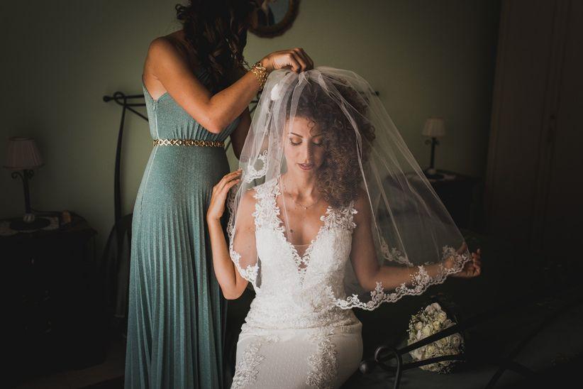 6 validi motivi per sfoggiare il velo da sposa a3e6e0a6eab5