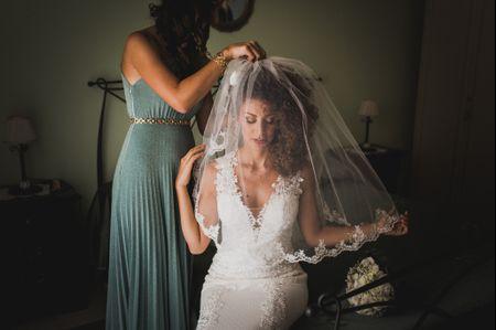 6 validi motivi per sfoggiare il velo da sposa