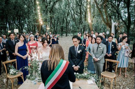 Il ruolo dei testimoni di nozze secondo il loro punto di vista