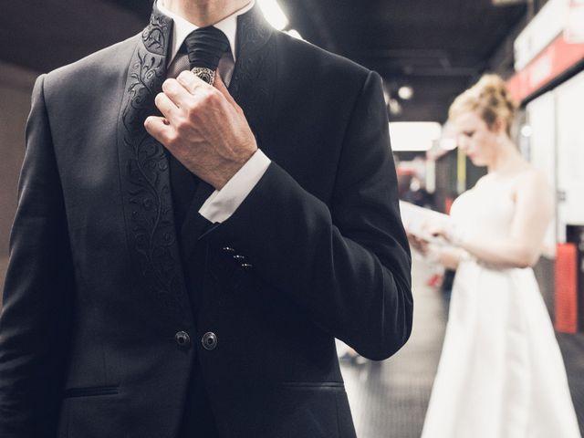 Scegliete un abito da sposo su misura per le vostre nozze!