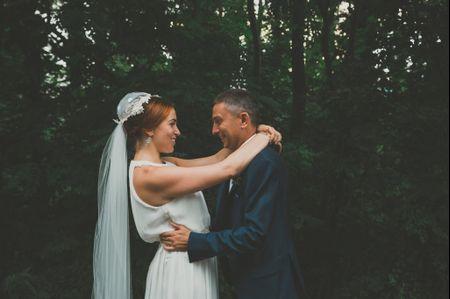 6 idee originali per portare il velo da sposa