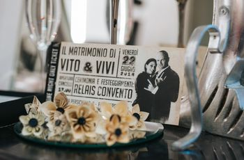 Partecipazioni di nozze originali: 8 idee per sorprendere i vostri invitati!