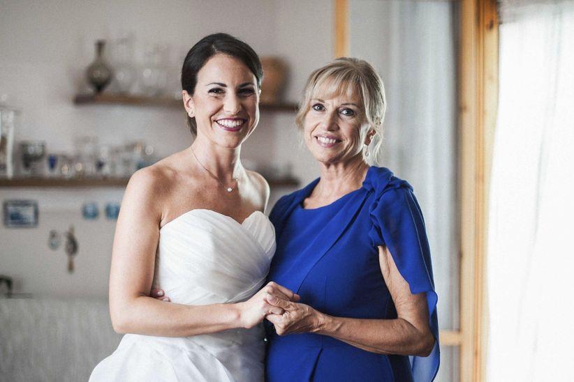 Auguri Matrimonio Mamma Sposa : Vestito della mamma sposa