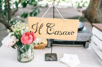 Angolo del casaro per il ricevimento di nozze: come dare un tocco d'autore al buffet