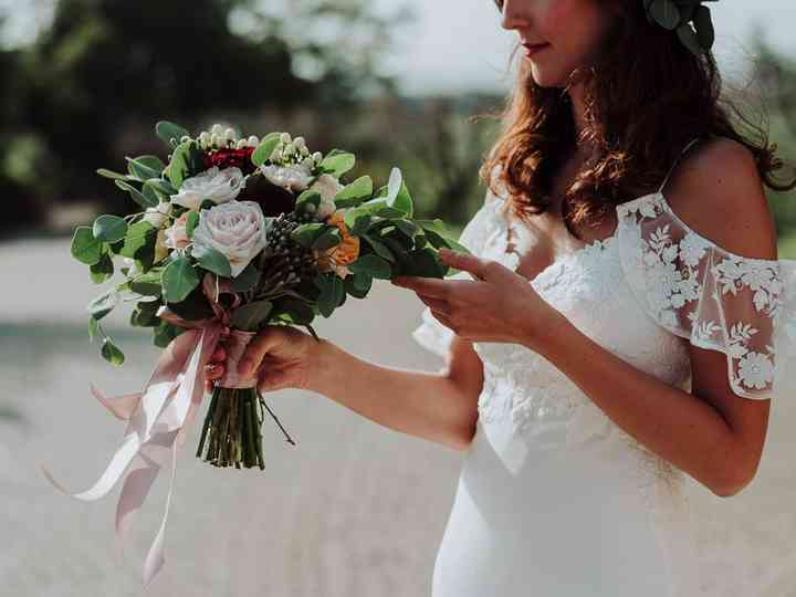 Bouquet Da Sposa Anni 60.60 Bouquet Da Sposa Il Boom Delle Composizioni Messy