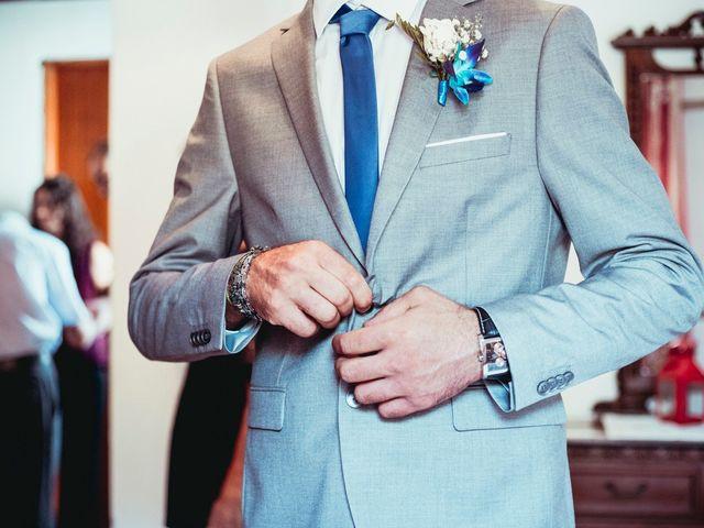 Quando comprare l'abito da sposo?