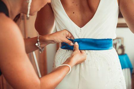 Look sposa con qualcosa di blu: 7 opzioni che vi faranno innamorare!
