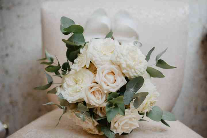 Bouquet Romantico Sposa.Spose Dall Animo Romantico Ecco 50 Bouquet Per Voi