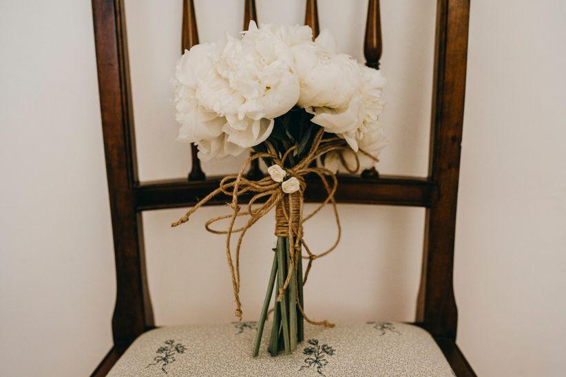 Bouquet Sposa Juta.Bouquet Da Sposa Con Un Solo Tipo Di Fiore 8 Proposte Per Una
