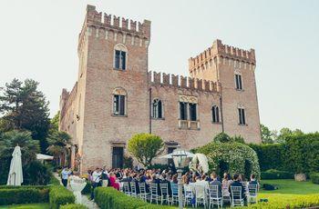 Alla corte degli sposi: celebrate il vostro matrimonio in un castello!