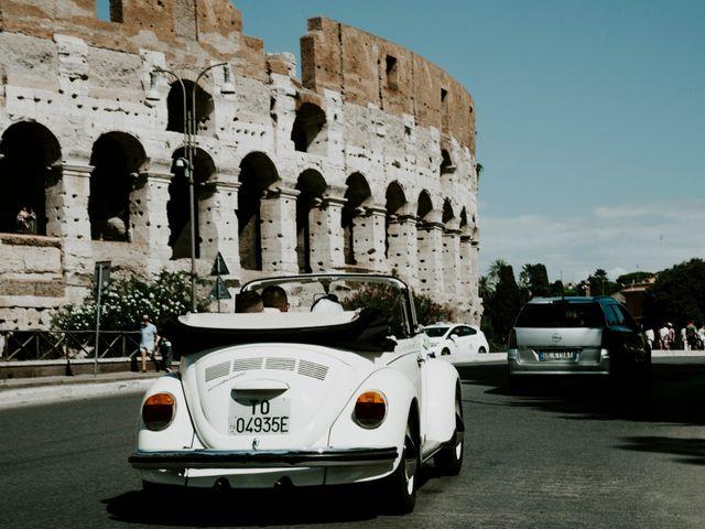 Corteo di macchine del matrimonio: regole di galateo
