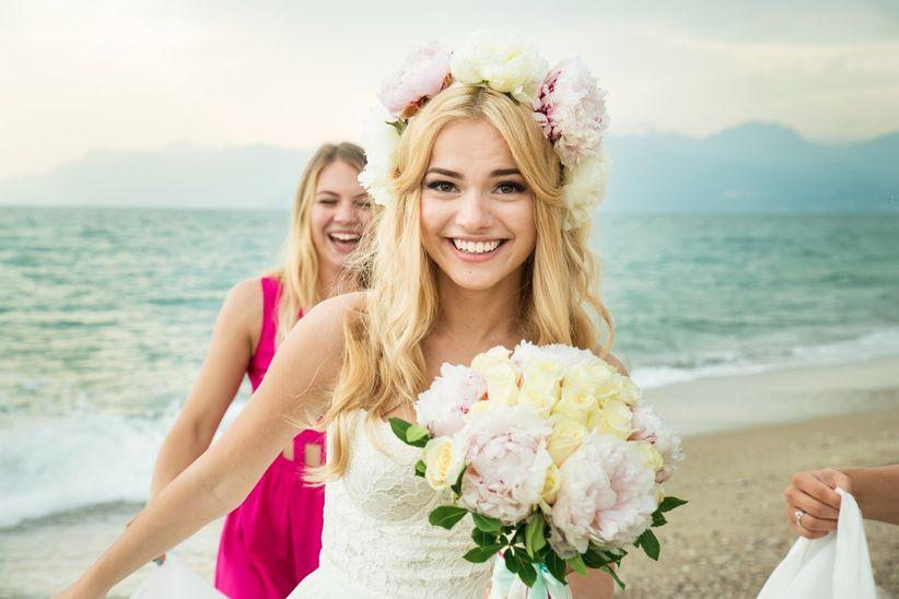 Ben noto Stili di corone di fiori per un favoloso look bohémien DZ13