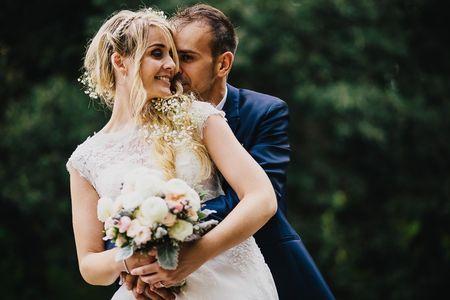 8 trucchi infallibili per arrivare perfette al matrimonio
