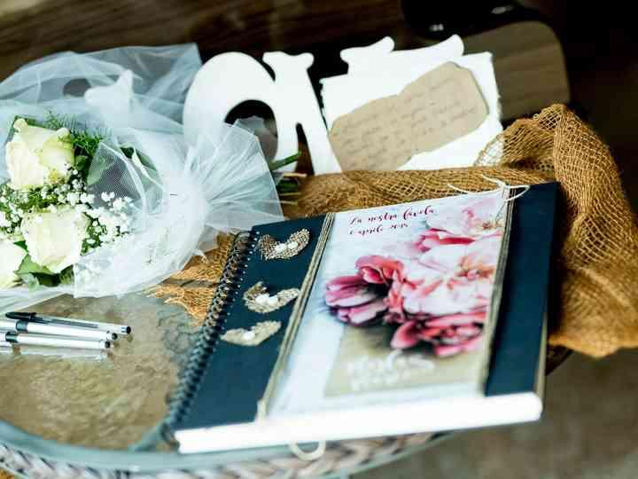 Le 7 domande più frequenti sul guestbook di nozze