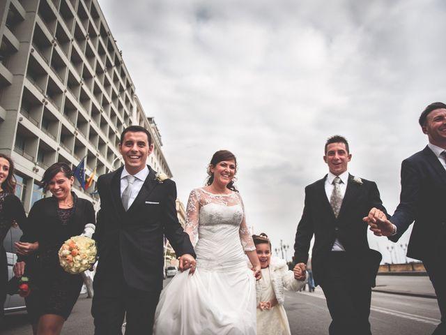 Testimoni di nozze contenti? Fatelo così!