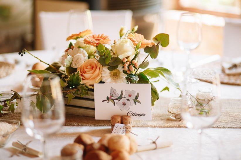 Fiori Matrimonio Rustico : I fiori perfetti per un matrimonio in primavera