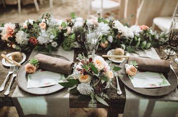 7 tendenze sul banchetto di nozze che non potete ignorare nel 2019