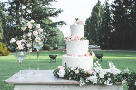 4 buoni motivi per scegliere una wedding cake
