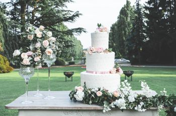 Sì la voglio! 4 buoni motivi per scegliere una wedding cake