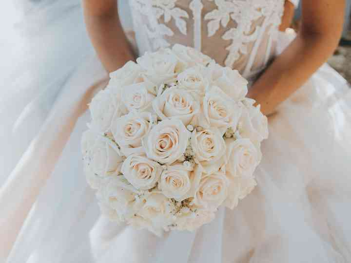 Foto Bouquet Sposa.Alla Ricerca Di Un Bouquet Da Sposa Primaverile Puntate Sulle Rose