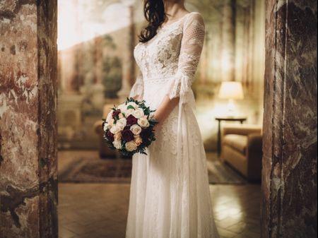 Un secondo vestito da sposa post-cerimonia? Assolutamente Sì!