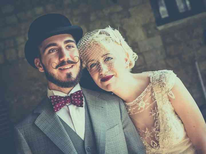 Matrimonio in stile anni '30: favole moderne in chiave vintage