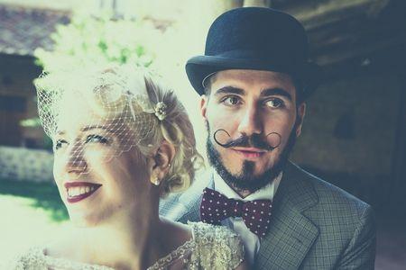 Osate con questi 25 cappelli per lo sposo originale!