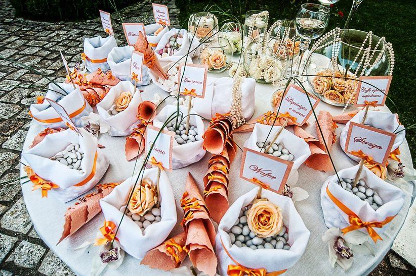 Decorazioni Matrimonio Arancione : 10 errori da evitare nellabbinamento dei colori di nozze