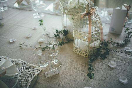 Idee per decorare con il pizzo un matrimonio romantic chic