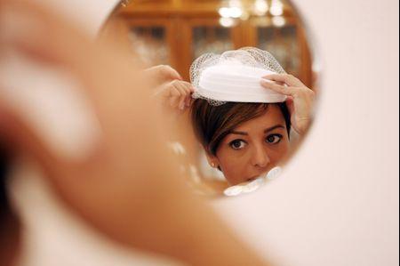 Acconciature sposa con capelli corti