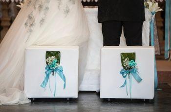10 errori da evitare nell'abbinamento dei colori di nozze