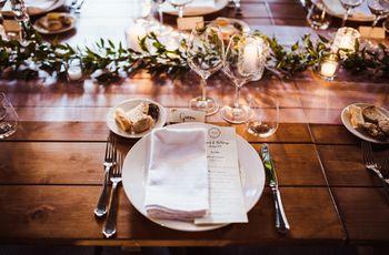 Voglia di un banchetto di nozze mediterraneo? Provate con una di queste proposte!