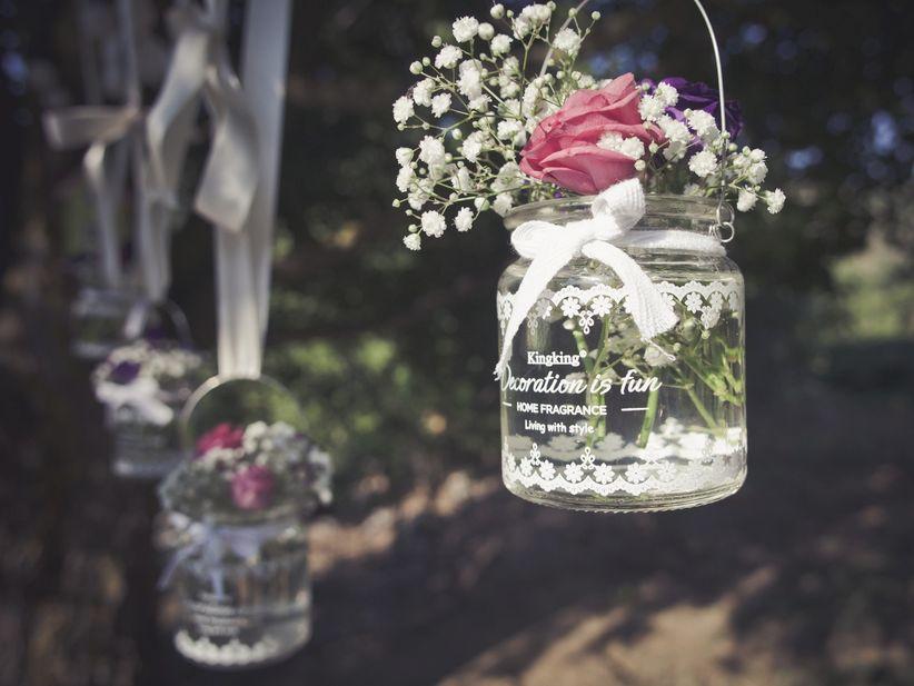 5 consigli per le decorazioni floreali in base allo stile delle tue nozze