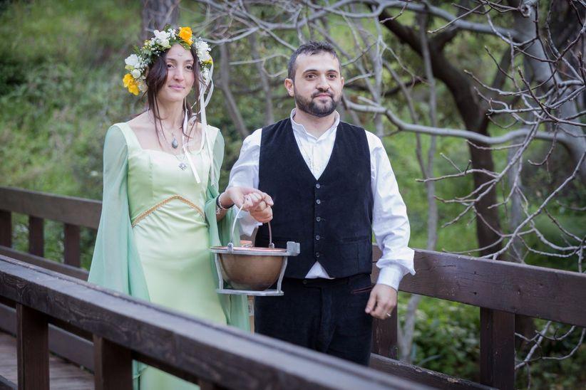 Formula Matrimonio Simbolico : Matrimonio simbolico tutti i riti più speciali