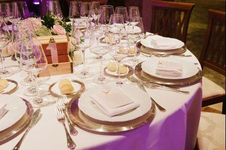 Elementi fondamentali per un tavolo perfetto