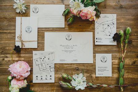 Partecipazioni matrimonio economiche: 5 spunti originali e innovativi