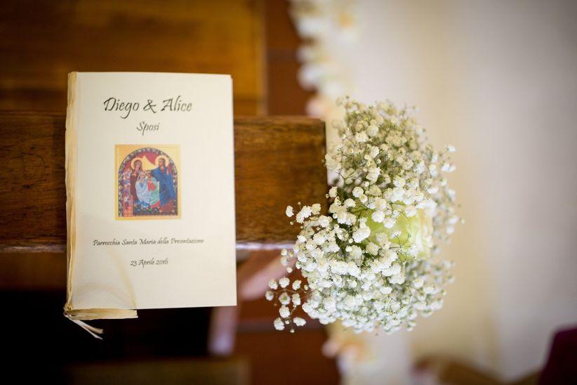 Libretto Matrimonio Romano : Il fascino della scrittura calligrafica per vostro