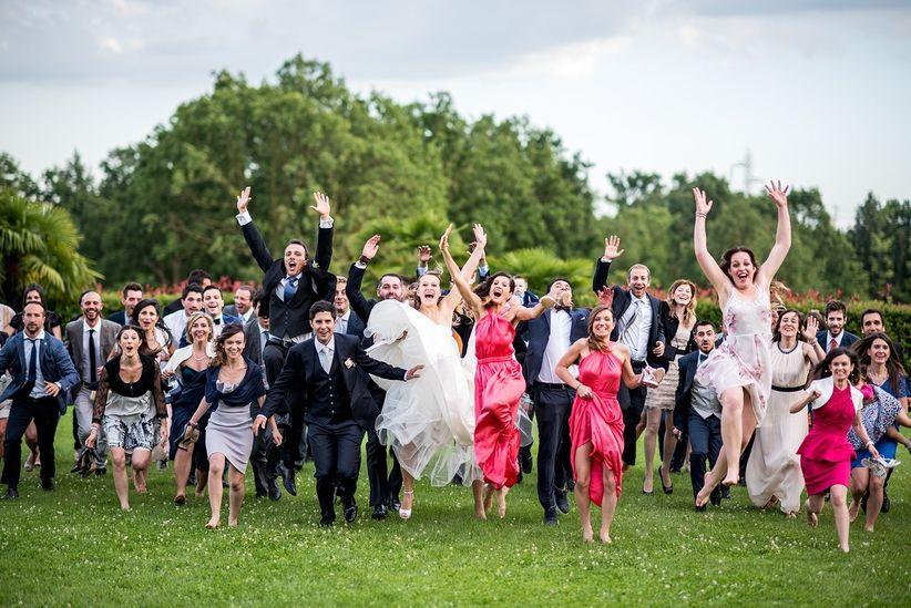 Ben noto Come sorprendere gli sposi con un divertente flashmob OI81